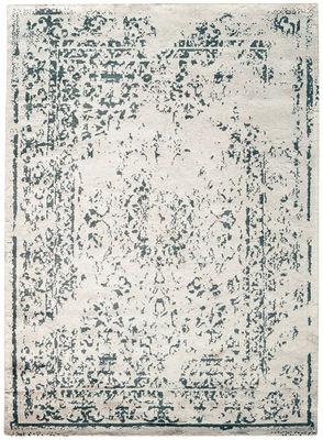 Dekoration - Teppiche - Mirage Teppich / 170 x 240 cm - Toulemonde Bochart - Silberfarben - Soie végétale