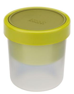 Küche - Dosen, Boxen und Gläser - GoEat Vorratsdose / für Suppe - Set aus 2 ineinanderpassenden Boxen - Joseph Joseph - Grün - Polypropylen, Silikon