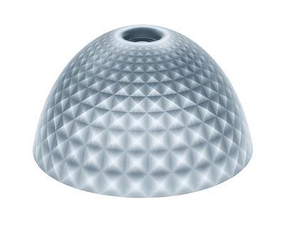 Abat-jour Stella Medium / Ø 43,5 cm - Koziol anthracite transparent en matière plastique