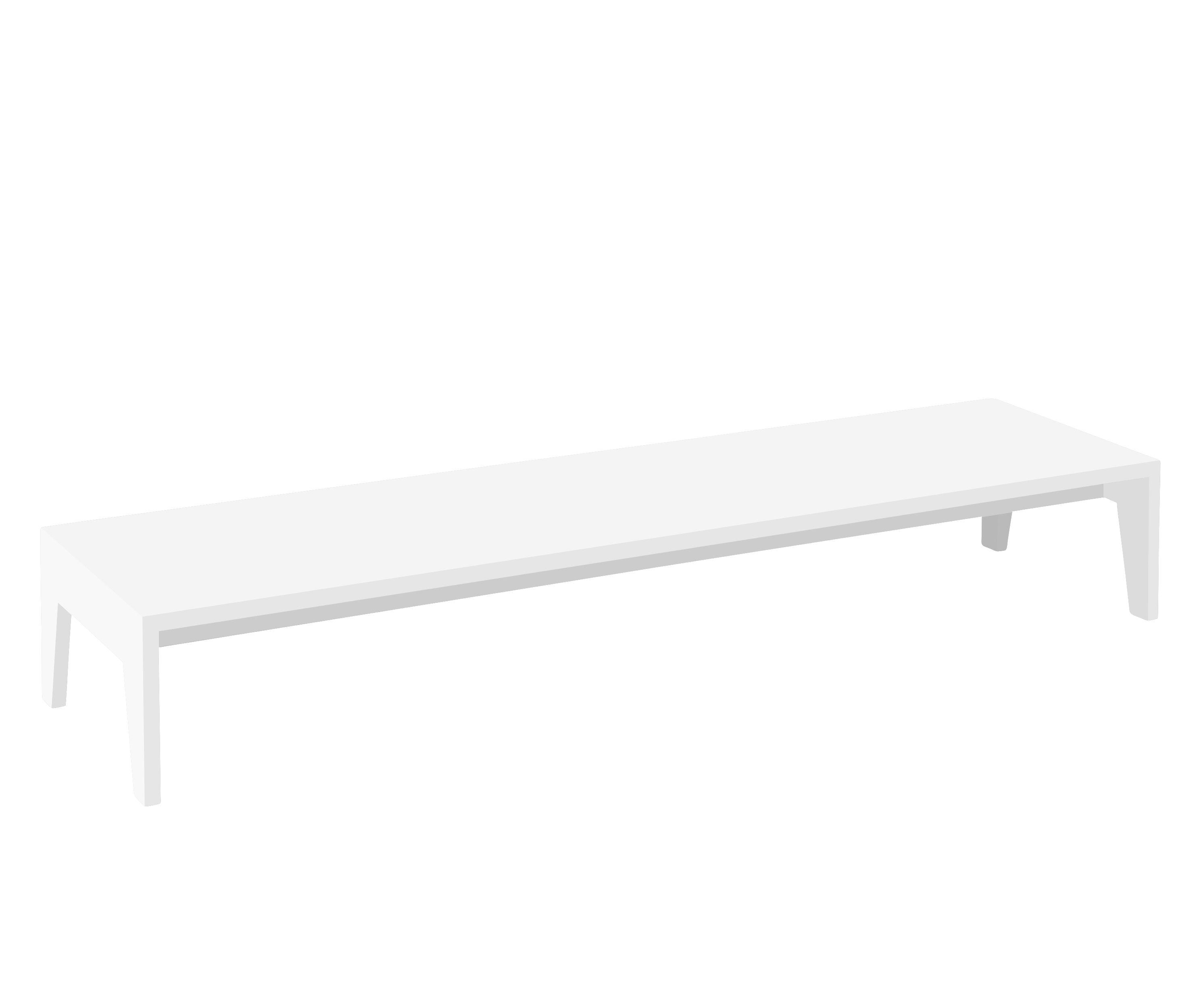 Mobilier - Compléments d'ameublement - Base Podium pour étagères Stacked - Muuto - Blanc - MDF peint