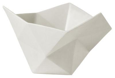 Bol Crushed Small / Ø 17 cm - Muuto blanc en céramique