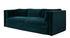 Canapé droit Hackney / 3 places - L 254 cm - Hay