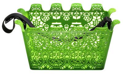 Accessoires - Jeux et loisirs - Panier à vélo Carrie - Design House Stockholm - Vert - Polypropylène