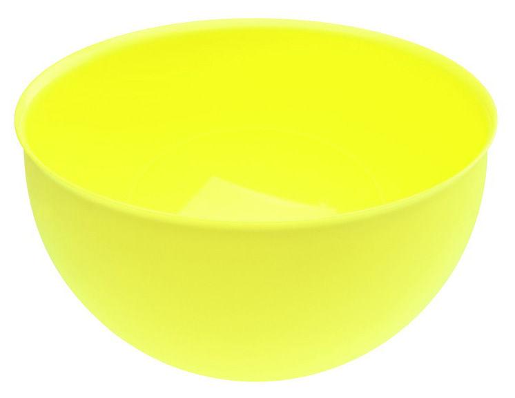 Arts de la table - Plats - Saladier Palsby / Ø 21 cm - Koziol - Moutarde - Plastique