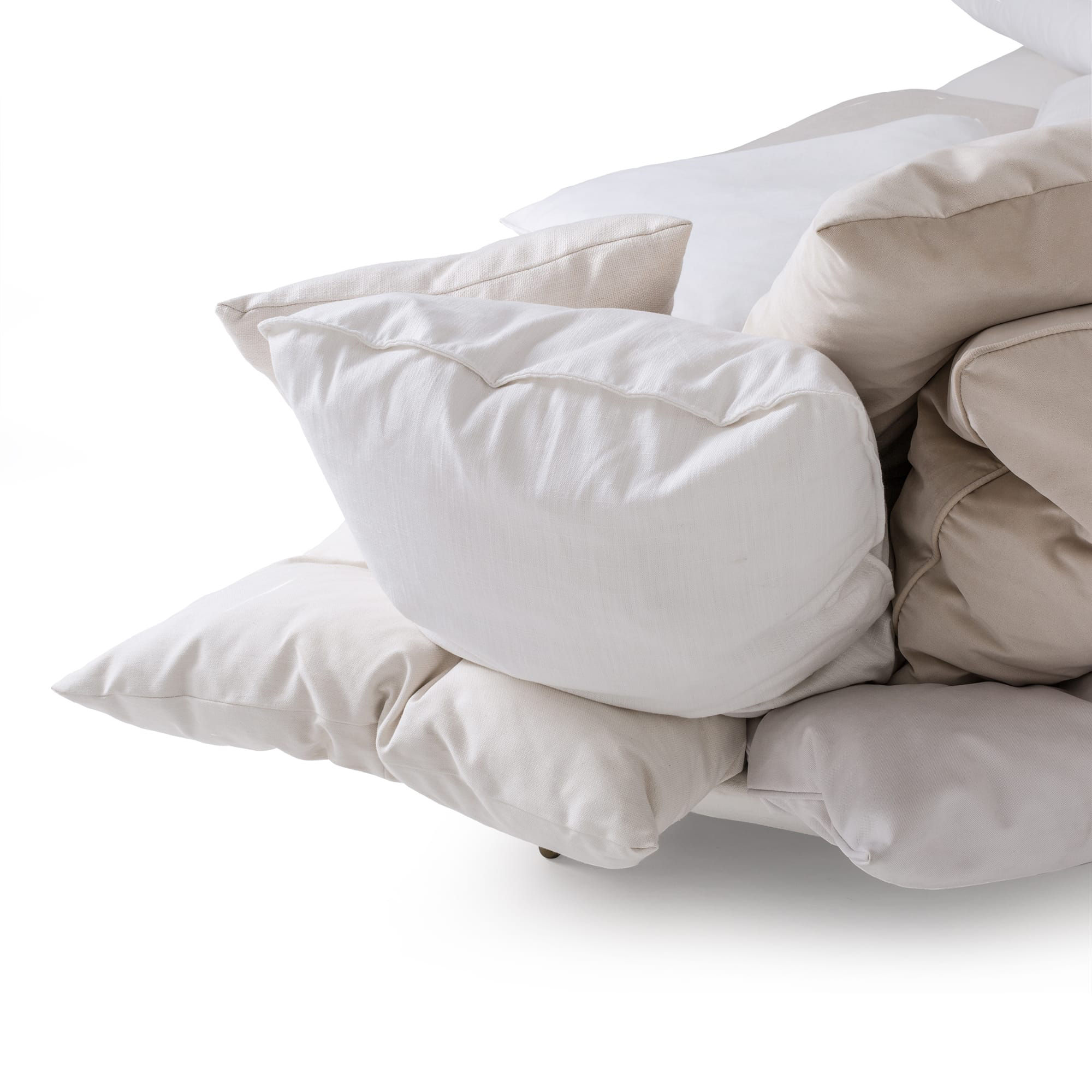 Sofa Comfy von Seletti - Weiß | Made In Design