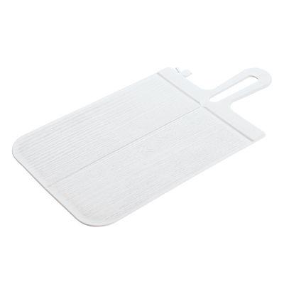 Kitchenware - Kitchen Equipment - Snap Chopping board by Koziol - White - Polypropylene