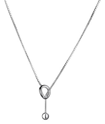 Accessories -  Jewellery - Collection 925 Necklace - By Andrée Putman - Long collar by Christofle - Silver - Solid silver