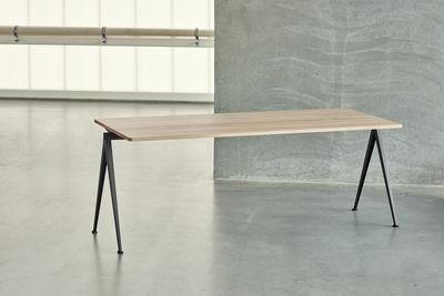 Pyramid n°01 rechteckiger Tisch 200 x 55 cm Neuauflage des Originals von 1959 Hay
