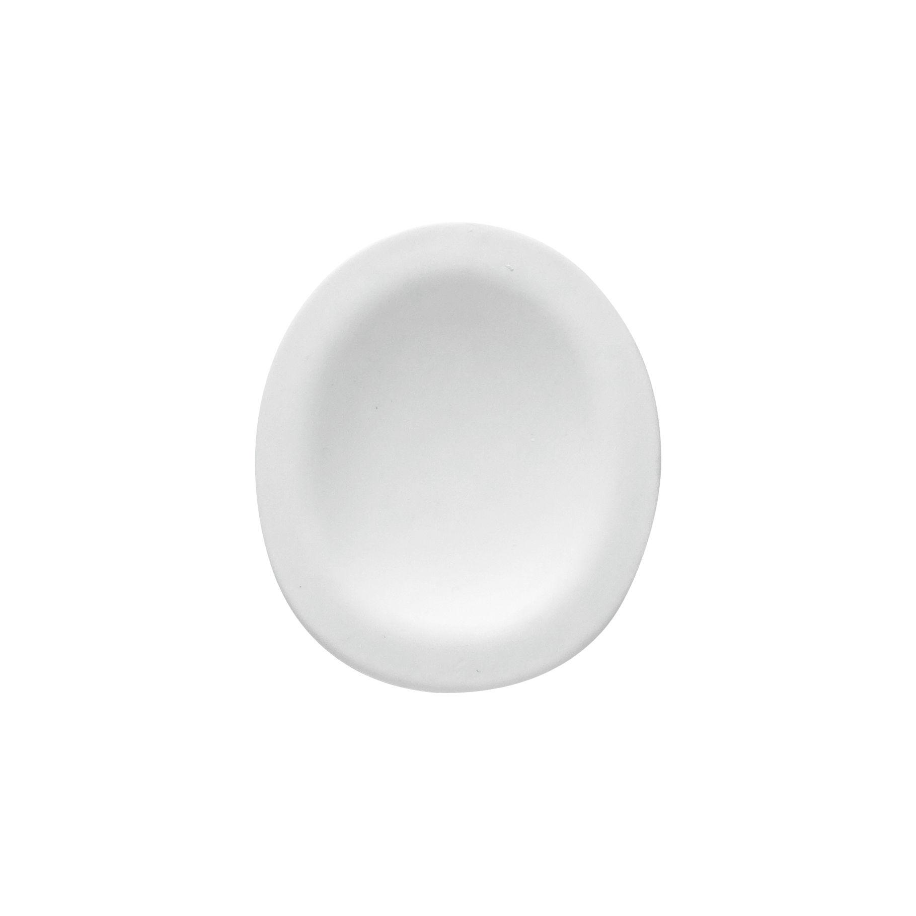 Tableware - Bowls - Jo 1 Small dish - 7 x 8 cm by cookplay - Matt white - Matt porcelain