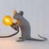 Mouse Sitting #2 Tischleuchte / sitzende Maus - Seletti