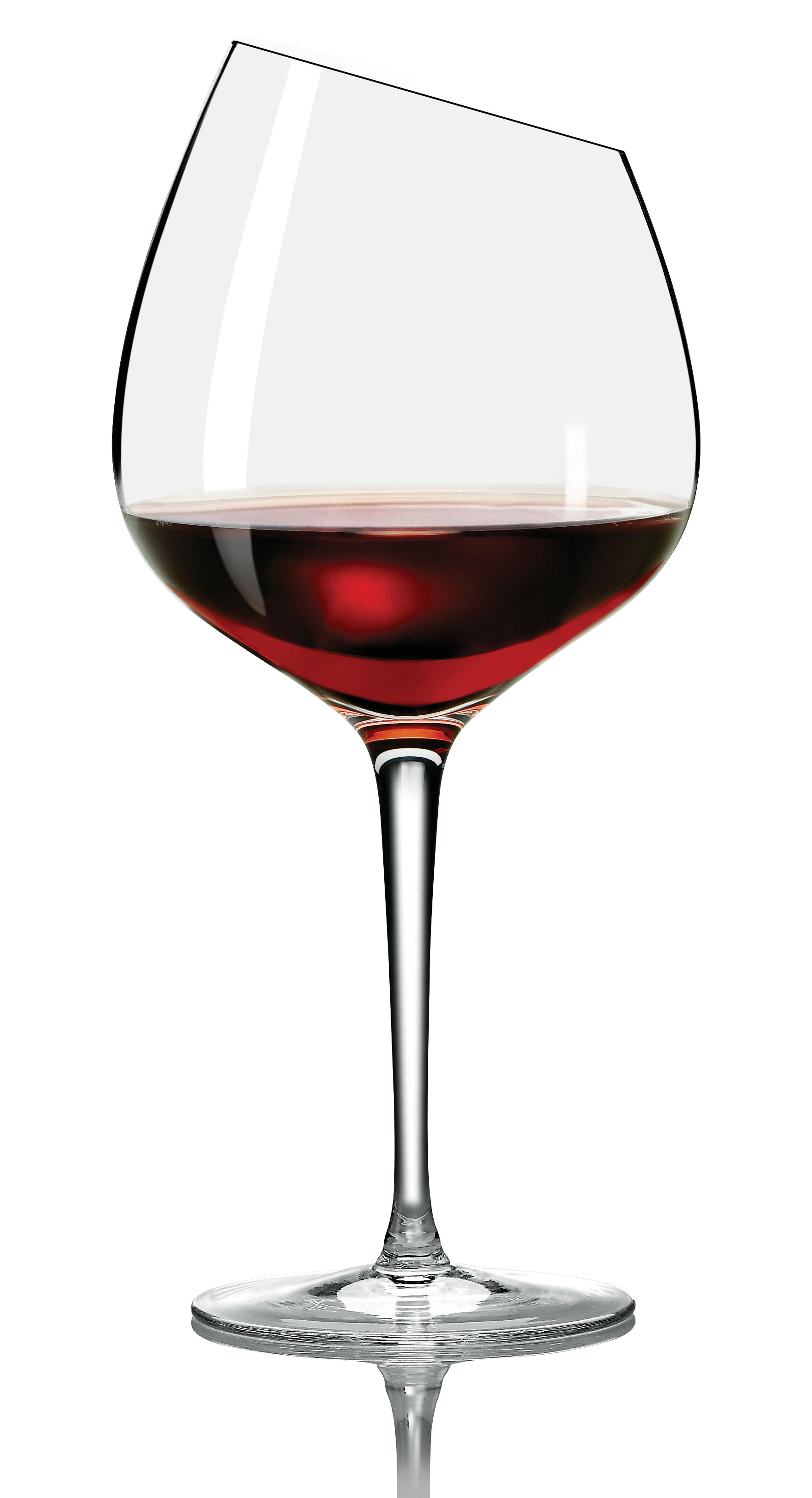 Arts de la table - Verres  - Verre à vin / Pour Bourgogne - Eva Solo - Bourgogne - Verre soufflé bouche