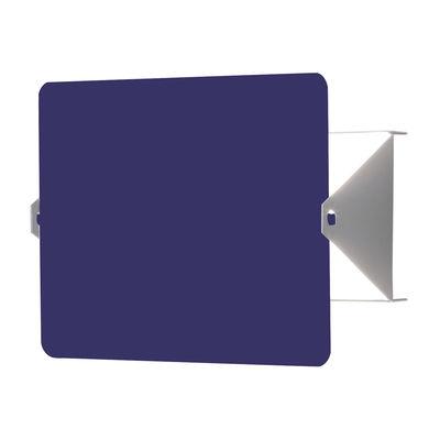 Image of Applique - con alette orientabili LED /Charlotte Perriand, 1962 di Nemo - Blu - Metallo