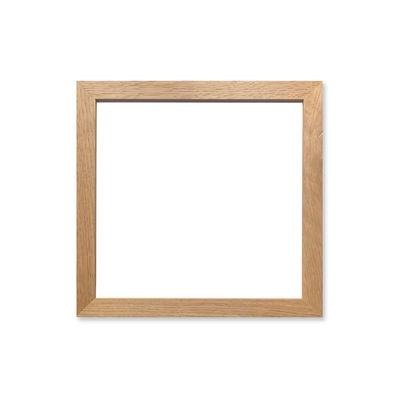 Déco - Stickers, papiers peints & posters - Cadre 22 x 22 cm  / Chêne brut & verre acrylique - Image Republic - 22 x 22 cm / Chêne - Chêne brut, Verre acrylique