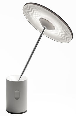 Lampe de table Sisifo LED - Artemide blanc en métal