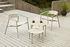 Novo Low armchair - / Metal by AYTM