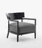 Cara Fancy Padded armchair - / Tissu by Kartell