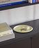 Piano/vassoio Ellipse Small - / 23 x 18 cm - Metallo di Hay