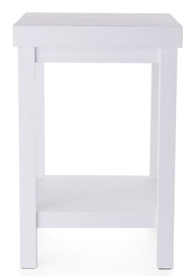 Mobilier - Tables basses - Table basse Paper - Moooi - Blanc - Carton, Papier