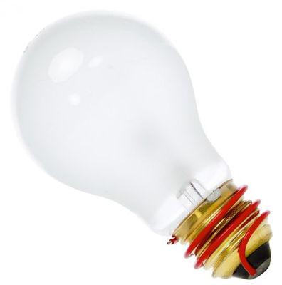 Ampoule halogène E27 / 35W - 600 lumen - Pour applique Lucellino - Ingo Maurer blanc en verre