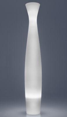 Lighting - Floor lamps - Scarlett Floor lamp by Serralunga - White - Polythene