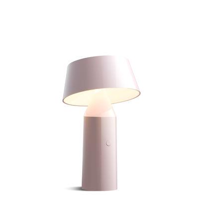 Bicoca Lampe ohne Kabel - Marset - Blassrosa