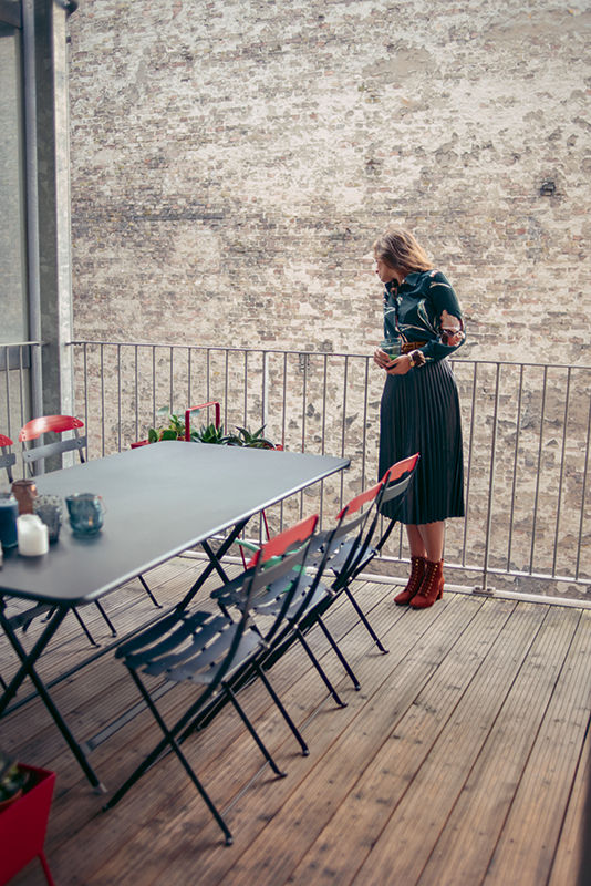 ... Jardin - Tables de jardin - Table pliante Caractère   90 x 190 cm - 8 b60ad45bab7f