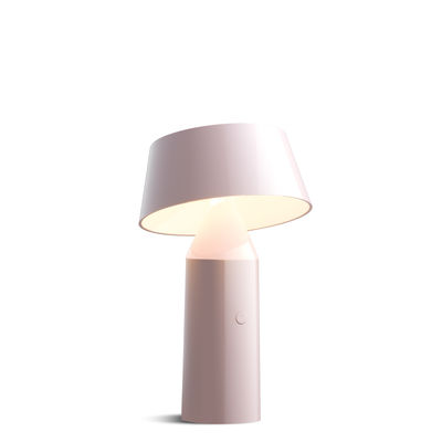 Wireless Lamp Bicoca By Marset Pink Made In Design Uk