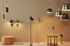 Lampada da posa LUCEO - / Orientabile - Metallo & vetro di AYTM