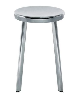 Arredamento - Sgabelli - Sgabello Déjà-vu di Magis - Alluminio - Alluminio lucido, Ghisa di alluminio