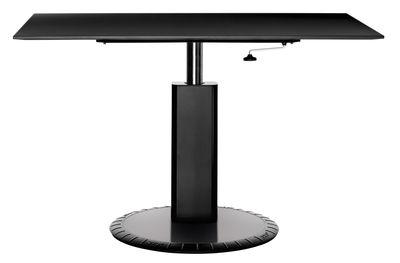 Table A Hauteur Reglable 360 Magis Noir L 140 X L 90 X O 70