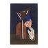 Tapis Bevy Tufted / Décoration murale - 70 x 110 cm - Edition limitée - Ferm Living