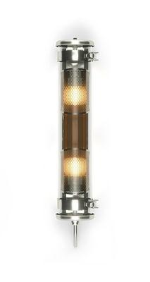 Illuminazione - Lampade da parete - Applique Musset Grillagée - / Sospensione - L 52 cm di SAMMODE STUDIO - Acier / Cuivre - Acciaio inossidabile, Alluminio anodizzato, Vetro borosilicato
