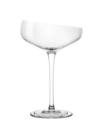 Tableware - Wine Glasses & Glassware - Champagne cup - / 20 cl by Eva Solo - Transparent - Mouth blown glass