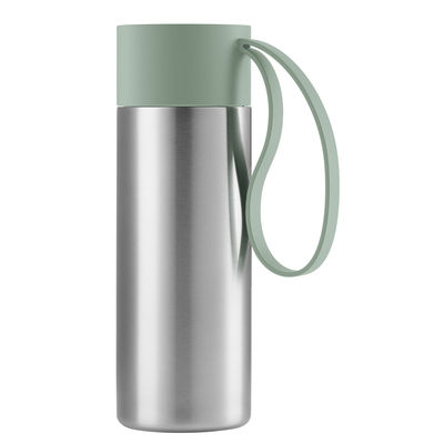 To Go Cup Insulated Mug With Lid 035 L By Eva Solo Green