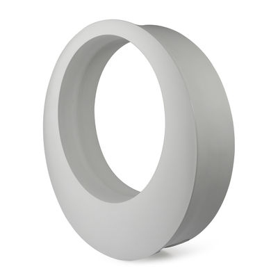 Rocking chair O. / Ø 164 cm - Moooi gris en matière plastique