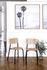 SSD Stacking chair - / Oak by TipToe