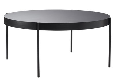 Table ronde Series 430 / Ø 160 cm - Fenix-NTM® - Verpan noir en matériau composite