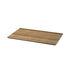 Tray - Wood / For Plant Box Large flowerpot - Depth 34 cm x L 57 cm by Ferm Living