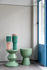 Vase Vase Sherbet Small / Ø13 x H37 cm - Pols Potten