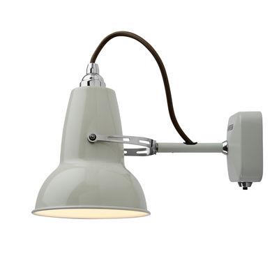 Leuchten - Wandleuchten - Original 1227 Mini Wandleuchte - Anglepoise - Leinenweiß - Gussaluminium, Stahl