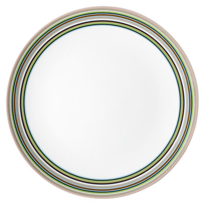 Assiette Origo Ø 26 cm - Iittala beige en céramique