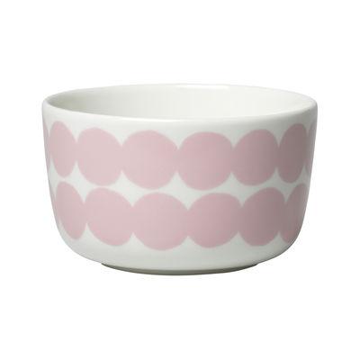 Bol Siirtolapuutarha / Ø 9,5 x H 6 cm - 25 cl - Marimekko rose en céramique