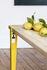 Fuß aus Stahl mit Klammersystem / H 75 cm - Um Tische & Schreibtische zu gestalten - TipToe