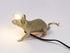 Lampada da tavolo Mouse Lie Down #3 - / Topo sdraiato di Seletti