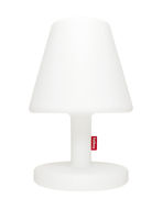 Lampe de sol Edison the Grand Bluetooth / H 90 cm - LED - Fatboy blanc en matière plastique