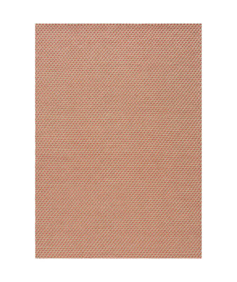 Decoration - Rugs - Raw Rug - 170 x 240 cm by Gan - Pink - Natural jute, Wool