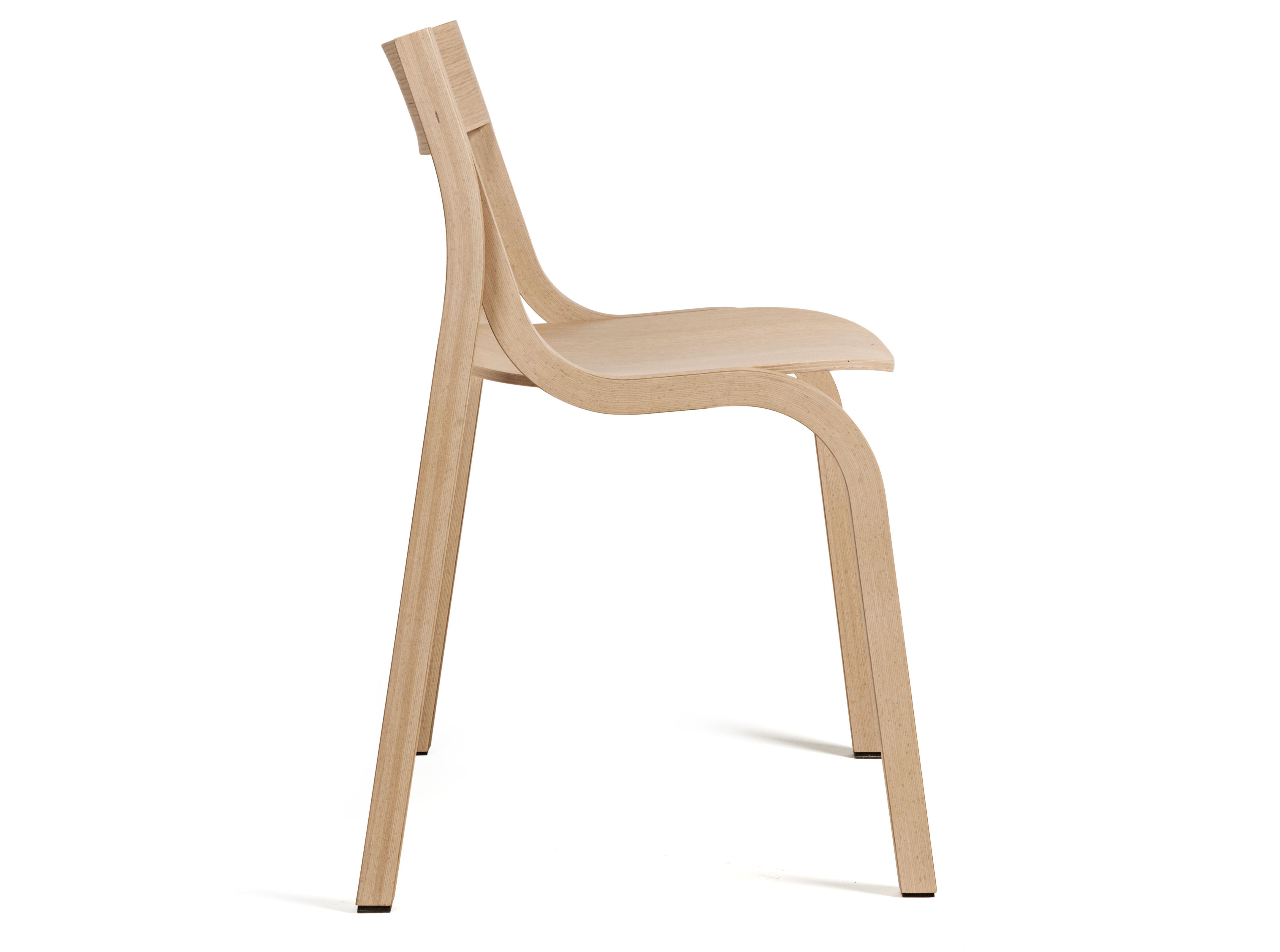 Legno Naturale Sbiancato : Scopri sedia konrad versione in legno naturale rovere sbiancato