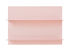 Paper Wall shelves - / L 42 x H 29 cm by Design Letters