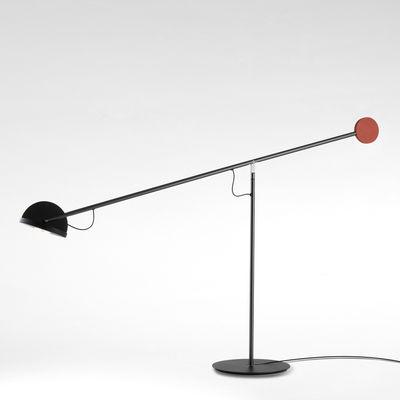 Sonline 55MM de diametre Foret de perce helicoidal en metal Rouge et noir