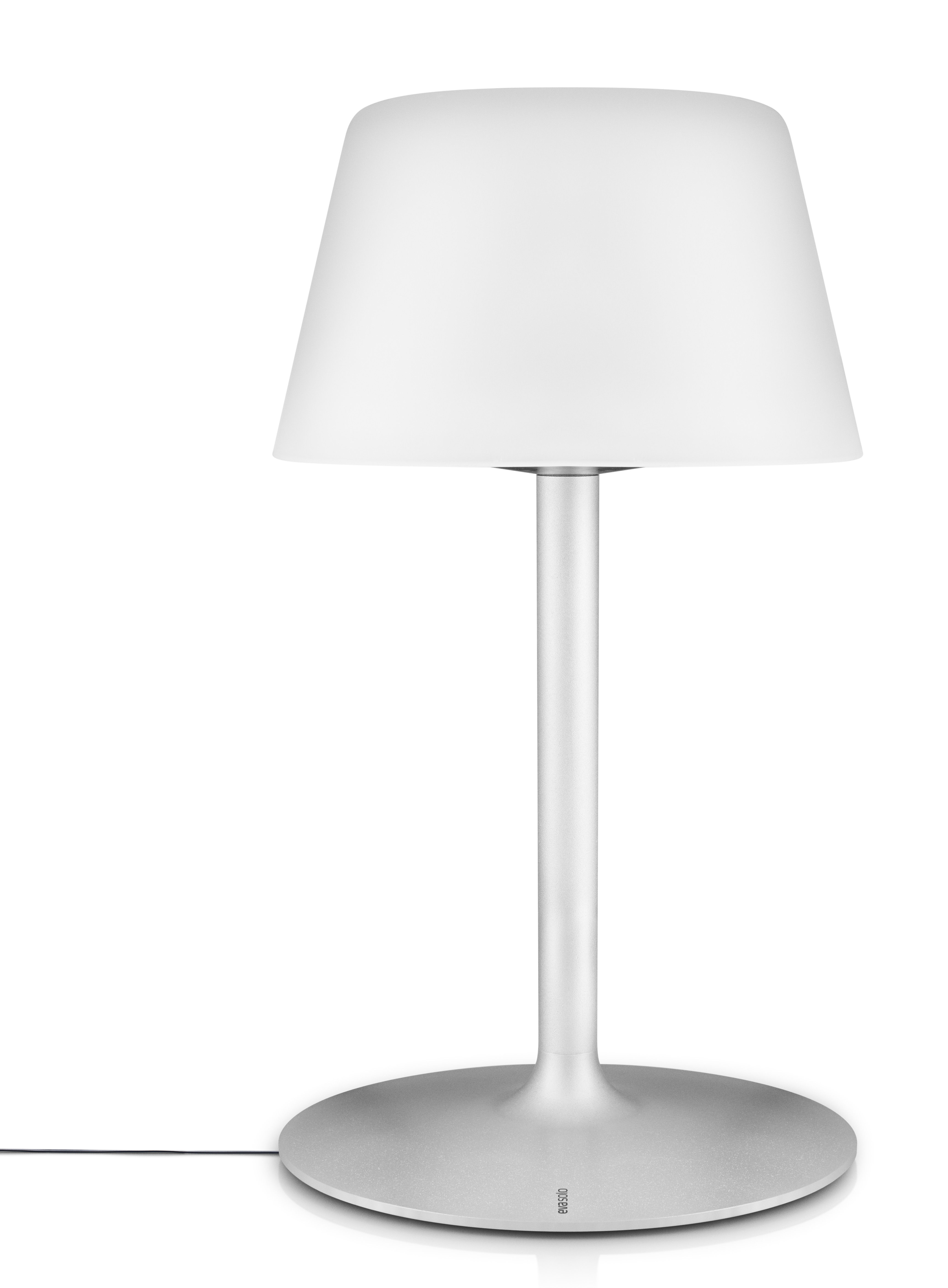 Recharger Lampe Solaire Sans Soleil lampe solaire sunlight large / sans fil - h 50 cm large - blanc